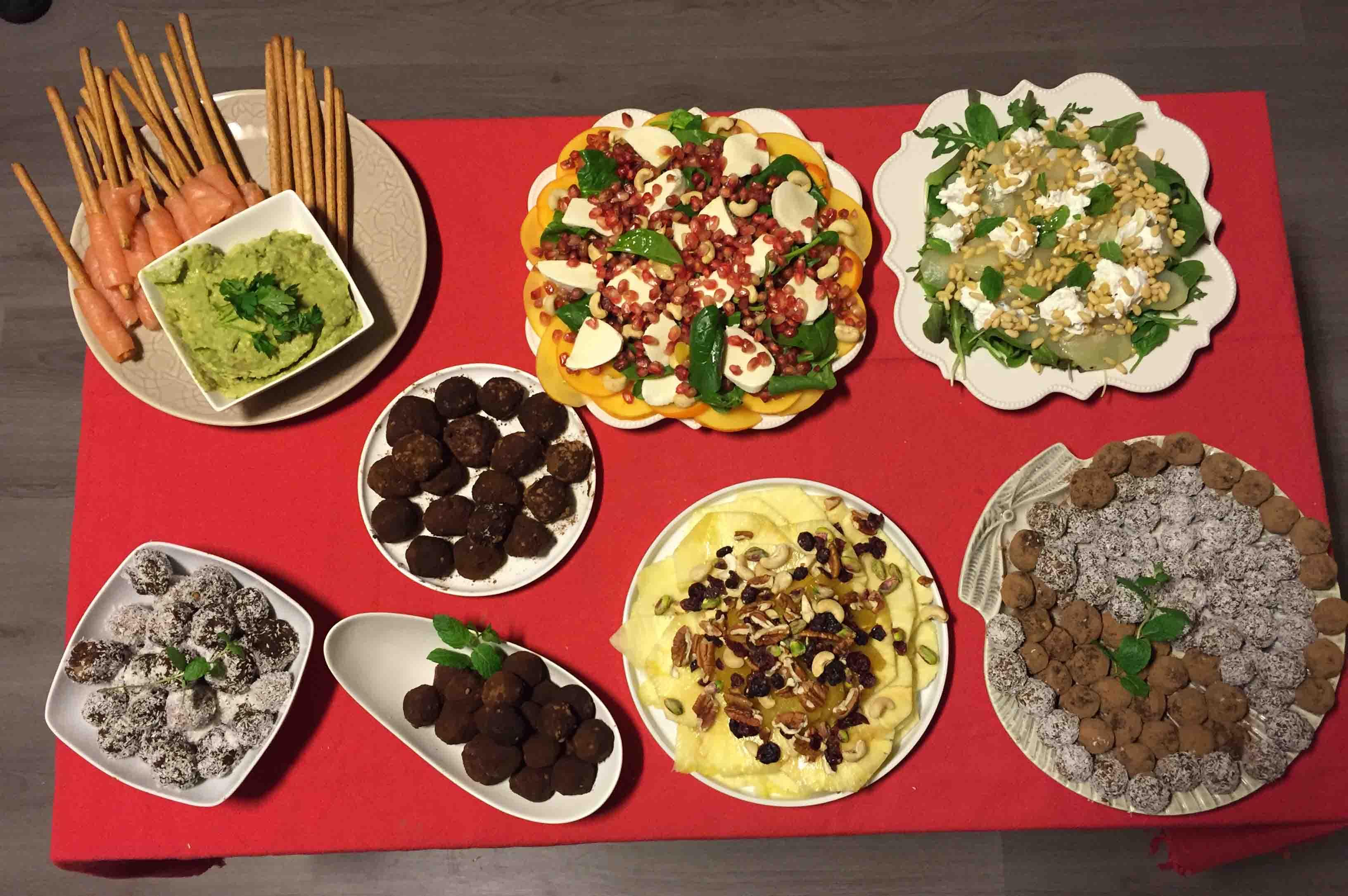Curso de cocina saludable tem tica navide a david garc a for Cocina saludable
