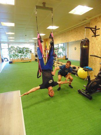 columpio de Yoga y Pilates