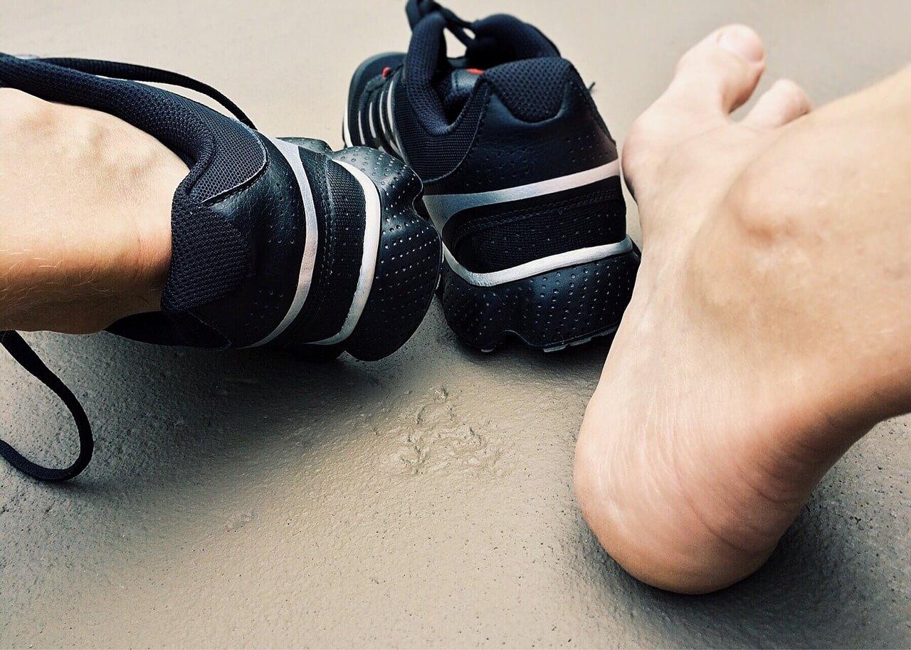 El pie plano no es una desventaja para correr - David García Oterino ...