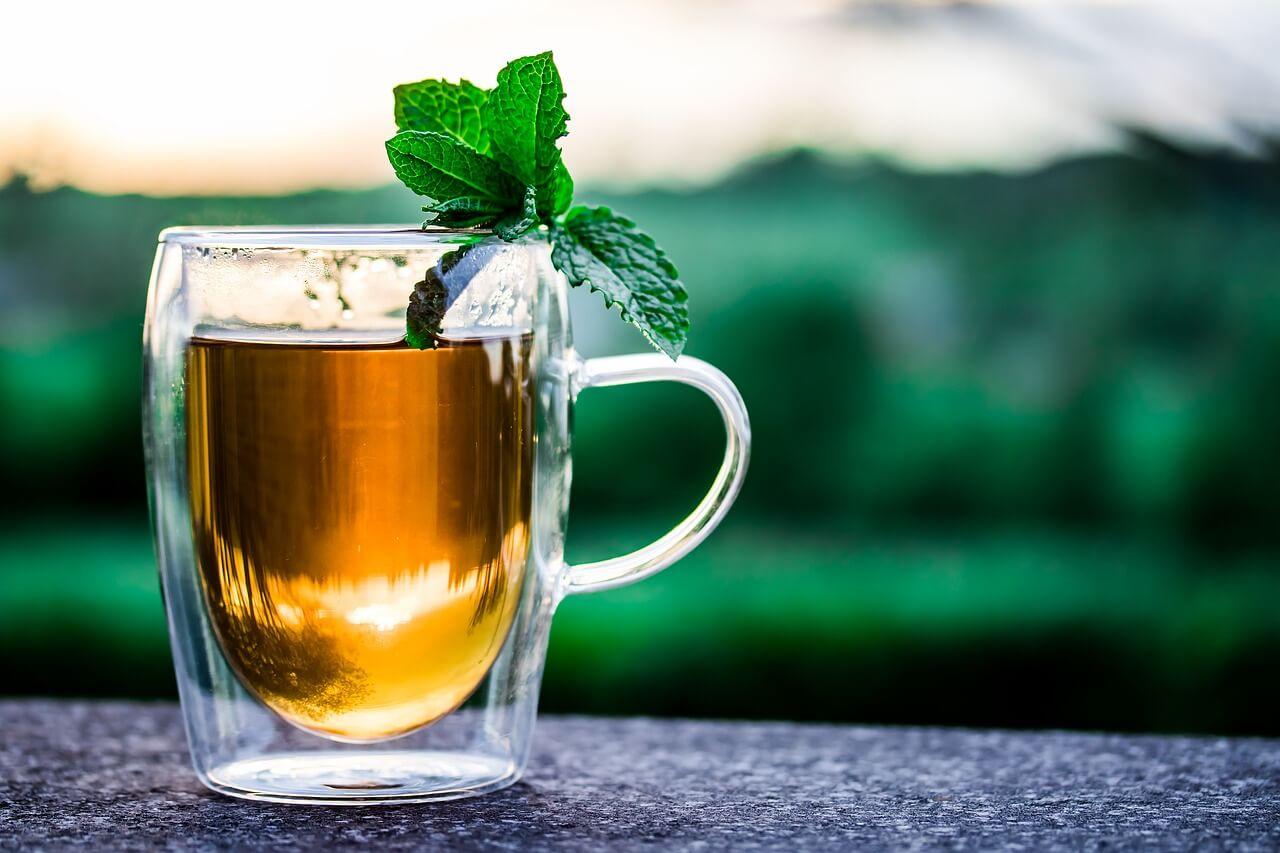 té de cúrcuma