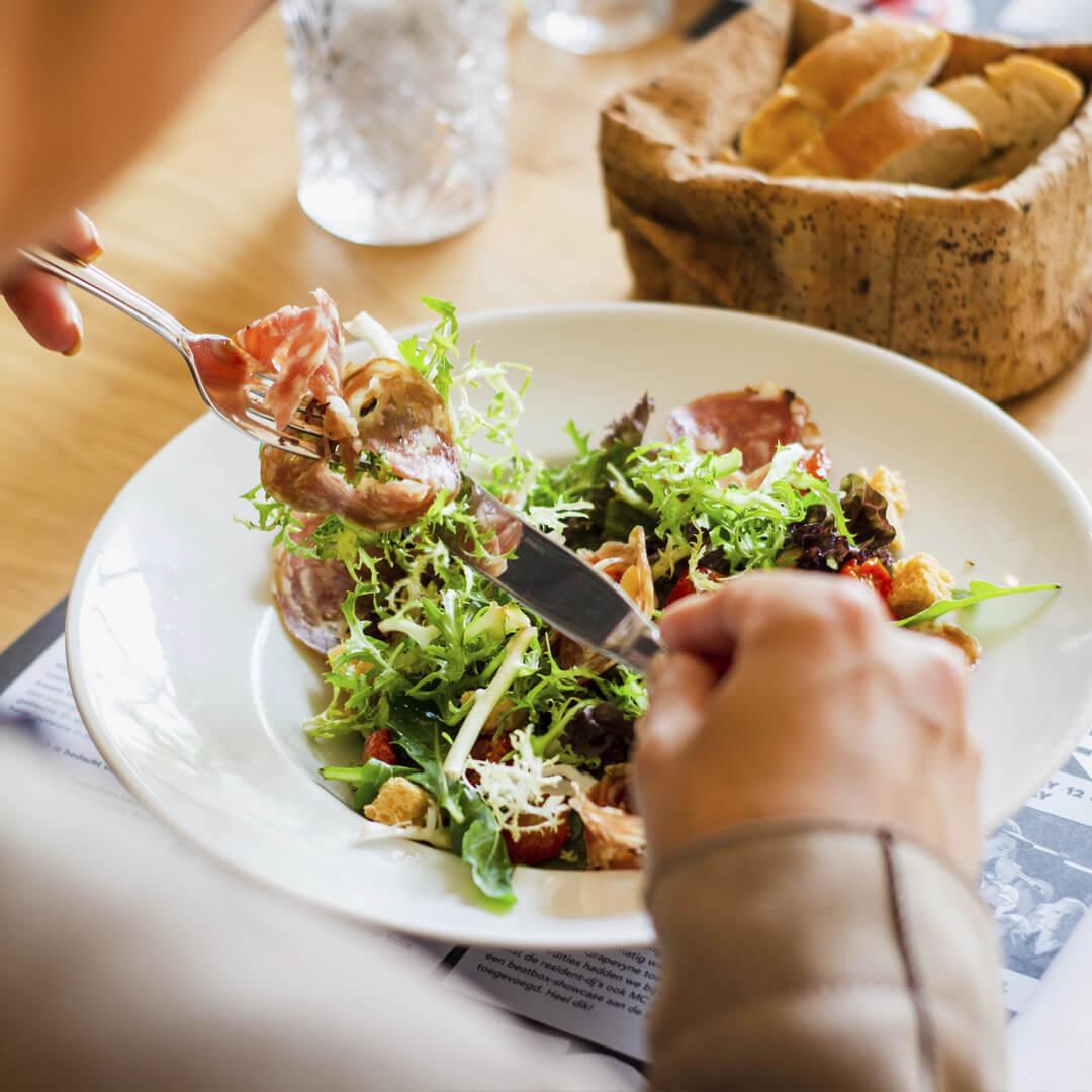 nutrición saludable para bajar peso
